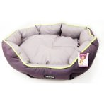 PET BED OVAL (GREY) (LARGE) YF100546GYL