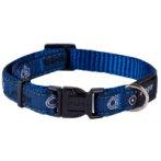 DRESS SCOOTER COLLAR - PAW (BLUE) (MEDIUM) RG0HB12CJ