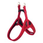 UTILITY TINY FAST- FIT HARNESS (RED) (EXTRA SMALL) RG0SJQ36C