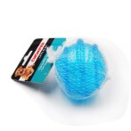TPR SQUEAKY SPIRAL BALL (BLUE) IDS0WB18176