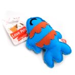 LOVELY CANVAS ANIMAL - FISH (BLUE) BWAT2775