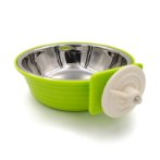SUSPENDED BOWL WITH STEEL BOWL (GREEN) JNP1165GN