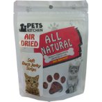 CAT AIR DRIED SOFT DUCK JERKY STRIPS 70g PKCAT-DA02S1