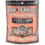RAW REWARDS FREEZE DRIED TREATS - SHRIMPS 1oz NW207