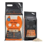 WEE KITTY CLUMPING CORN LITTER 18L RFC0CLCL18