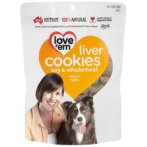 SOY & WHOLEMEAL COOKIES 450g LE402