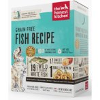 DEHYDRATED GRAIN FREE FISH RECIPE (ZEAL) - 4lbs Z4C