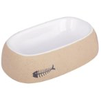 SANDSTONE FEEDING BOWL FOR CATS 110ml PBL0MOP03