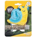 SAM THE SNAIL CATNIP TOY WITH CATNIP TUBE PBL0MOP17
