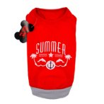 SWEAT SHIRT - SUMMER (RED) (SMALL) SS0TK042RDS