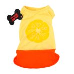 SWEAT SHIRT - ORANGE SLICE ((YELLOW) (MEDIUM) SS0TK020YLM