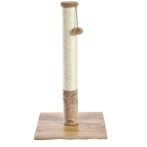 SISAL POLE WITH TOY (BROWN) YS103573