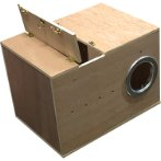 BIRD BREEDING BOX - LARGE (25x25x35cm) 02758