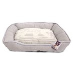 LOUNGER BED (GREY) (SMALL) YDF2018639GYS