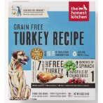 DEHYDRATED GRAIN FREE TURKEY RECIPE - EMBARK 4lbs E4C