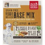 DEHYDRATED GRAIN-FREE VEGGIE, NUT & SEED BASE MIX - KINDLY 3lbs KI3