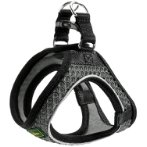 HILO HARNESS WITH REFLECT - MESH (GREY) (SMALL) (46-52cm) HT066645