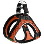 HILO HARNESS WITH REFLECT - MESH (ORANGE) (LARGE) (46-52cm) HT066665