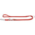 NYLON ADJ LEASH (RED) (25mm x 300cm) HT064956