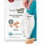 PURELY - HAND FLAKED TUNA TREATS 30g 11193423