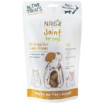 FREEZE DRIED NEW ZEALAND GRASS FED LAMB TREATS - JOINT FUNCTION 120g NRG-FDJOINT