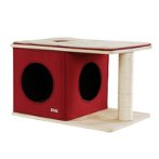 2 TIERS WITH HOME (RED) SUN0KFW1058