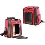BACKPACK CARRIER (RED) (MEDIUM) SUN0DCC1540CM