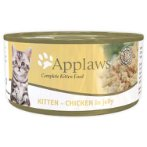 TIN KITTEN - CHICKEN IN JELLY 70g MPM01043