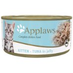 TIN KITTEN - TUNA IN JELLY 70g MPM01044