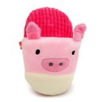 SLIPPER SERIES - PIG (PINK) (14cm) BWAT2798