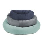 CHENILLE DONUT BED (BLUE) (LARGE) DGS0DO420165