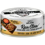 RAWSTEW CHICKEN & SALMON 80g AH-7335