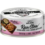 RAWSTEW CHICKEN & QUAIL EGG 80g AH-7304