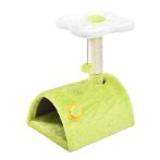 2 TIER WITH TUNNEL & TOY (GREEN) YS82237