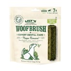 WOOFBRUSH DENTAL CARE (MEDIUM) -7piece (12cm) (196g) LLK0DDTLM07