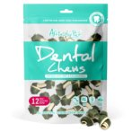 DENTAL CHEW - MINT KNOTTED BONE 150g (12pcs) ALT-7205