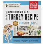 DEHYDRATED GRAIN FREE LIMITED INGREDIENT TURKEY RECIPE - MARVEL 4lbs M4C