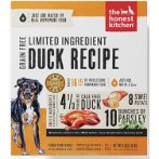 DEHYDRATED GRAIN FREE LIMITED INGREDIENT DUCK RECIPE - SPRUCE 4lbs SP4C
