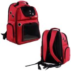 BACKPACK CARRIER (RED) (38x 25x 45cm) SUN0DCC4501B