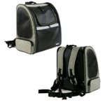 EXPANDABLE BACKPACK CARRIER (GREY) (33x 27x 44cm) SUN0DCC15381