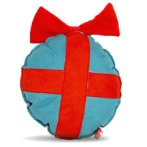 CHRISTMAS TOY - GIFT (TURQUOISE) (16x12x4cm) BWAT2814