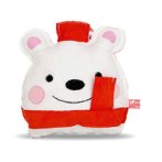 CHRISTMAS TOY - POLAR BEAR (WHITE) (16x12x4cm) BWAT2815