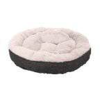 TEXTILE PET BED - TILE CHENILLE (DARK GREY) (LARGE) (70x15cm) YF103075DGYL
