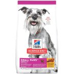 ADULT 7+ SMALL PAWS DOG FOOD 1.5kg 603834