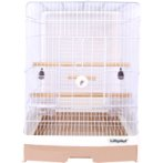 BIRD CAGE 37 BROWN  (43.5 x 50 x 56cm) TM2221