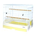 BIRD CAGE 40 YELLOW (43.5x50x57cm) TM2250
