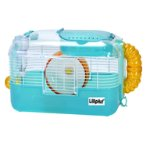 HAMSTER CAGE - GREEN MEDIUM TM2030