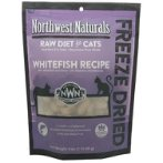 WHITE FISH FREEZE DRIED NIBBLES 4oz NW604