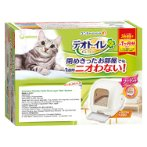 DEO-TOILET DUAL LAYER CAT LITTER BOX - DOME UCPC5000-Y19-STK