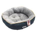 QUILTING ROUND BED (BLUE) (SMALL) (50x13cm) YF105053BUS
